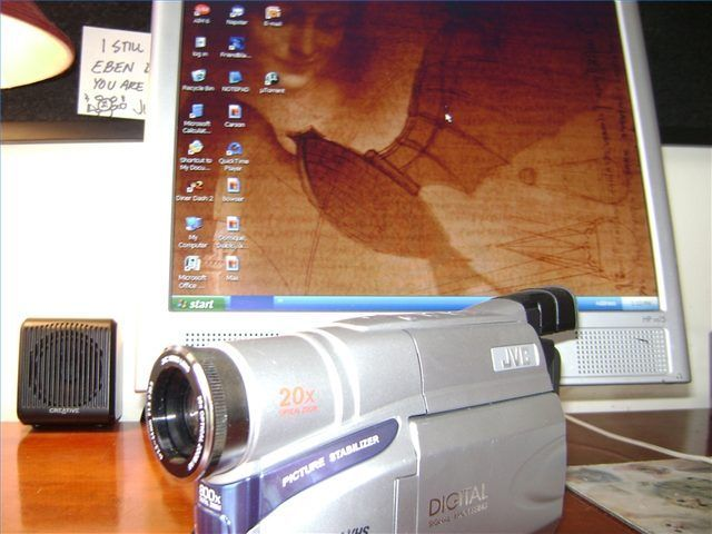 Como transformar uma câmara de vídeo regular em uma webcam