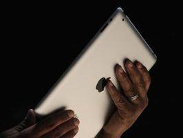 Para desligar o iPad, use o mesmo botão e controle deslizante que você usou para ligá-lo.