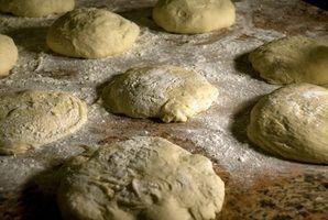 Como usar uma máquina de pão para fazer a massa de pão
