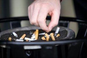 Como usar um desumidificador para se livrar da fumaça de cigarro