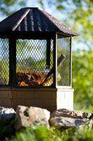 Como usar o óleo de citronela para fogueiras ao ar livre
