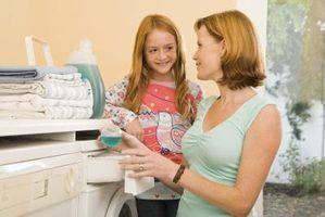 Como usar detergente líquido