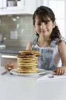 Como usar moldes pancake