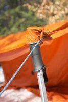 Como usar cara cordas de tenda