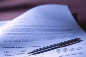 Como quebrar um acordo de empréstimo de carro