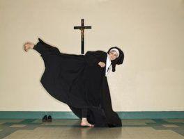 Como escrever uma carta para uma freira