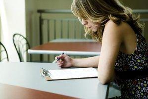 Como escrever uma carta para uma licença