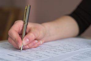 Como escrever um teste de aptidão on-line