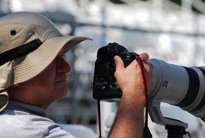 Como escrever formas de liberação de fotografias