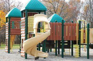 Idéias para uma área de lazer ao ar livre para crianças