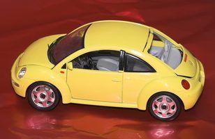 Idéias para dar um carro para um presente de aniversário
