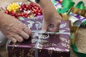 Idéias para esconder presentes