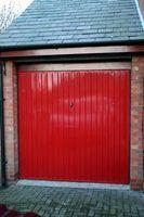 Ideias para o isolamento de um teto da garagem