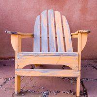 Idéias para cadeiras velhas