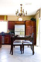 Idéias para retoque uma mesa de cozinha