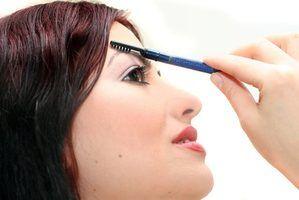 Idéias para sobrancelhas curtas