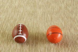 Idéias para artesanato desportivas