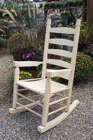 Ideias para decorar uma cadeira de balanço
