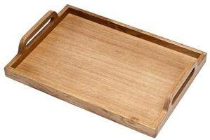 Ideias para decorar uma bandeja de madeira