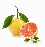 Em que países é que grapefruits crescer?