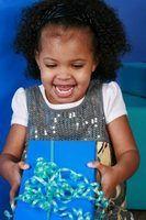 Baixo custo presentes de aniversário para a 2 anos de idade