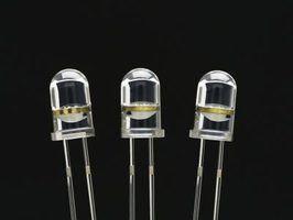 Especificações led infravermelho