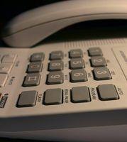 Instruções para um telefone kx-t7330 panasonic