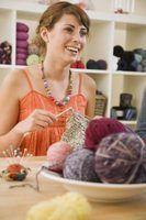 Instruções de alças gancho polímero argila crochet
