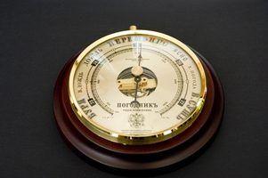 Os instrumentos que são utilizados para prever o tempo