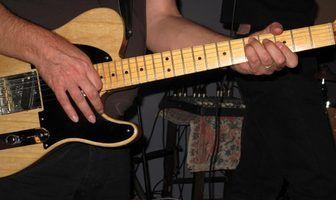 Instrumentos utilizados em ska