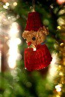 Idéias de decoração de natal interior