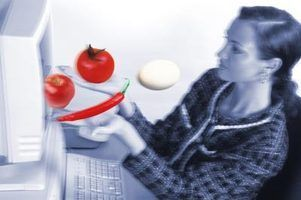 É uma licença necessária para vender alimentos on-line?