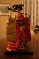 Penteados japoneses do passado