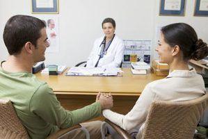 Deveres do trabalho em uma clínica de pré-admissão