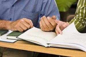 Trabalhos que exigem habilidades aprendidas nas aulas de artes da linguagem