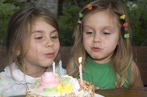 Penteados crianças para festas de aniversário