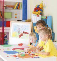Actividades do jardim de infância de