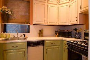 Ficha do armário da cozinha