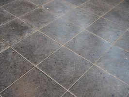 Cores telha chão da cozinha