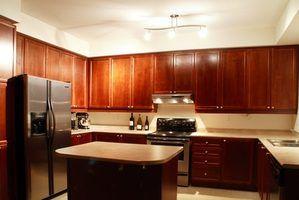 Cozinha ideias armários gama hood