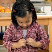 Tamanhos de roupas vs. Americano coreano para crianças