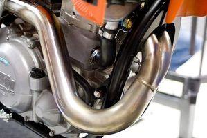 Ktm 600cc especificações do motor a 4 tempos