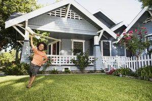reformas externas pode aumentar o valor da sua casa.