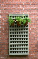 Ideias de treliça para varandas