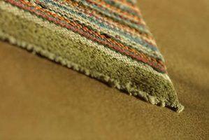 Melhores produtos para a limpeza de áreas de carpete de alto tráfego