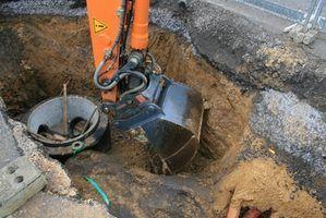 Leis sobre sistemas de esgoto no local na pensilvânia