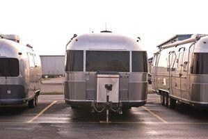 Limão leis no texas por trailers de viagem