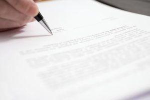 Cartas de apresentação para empregos