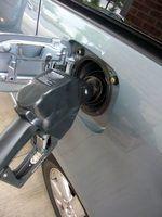 Necessidades de combustível da lexus