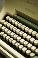 Semelhança e diferenças de um computador e máquina de escrever